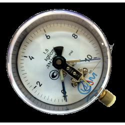 Манометр ДМ2005-У2-10 кгс/см2-1,5-М20х1,5
