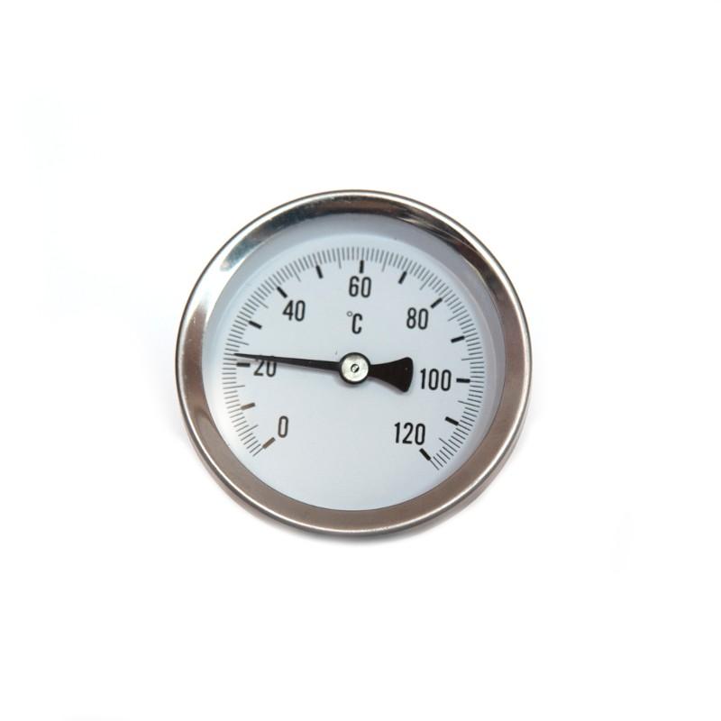 Термометр биметаллический 63/50 - 120