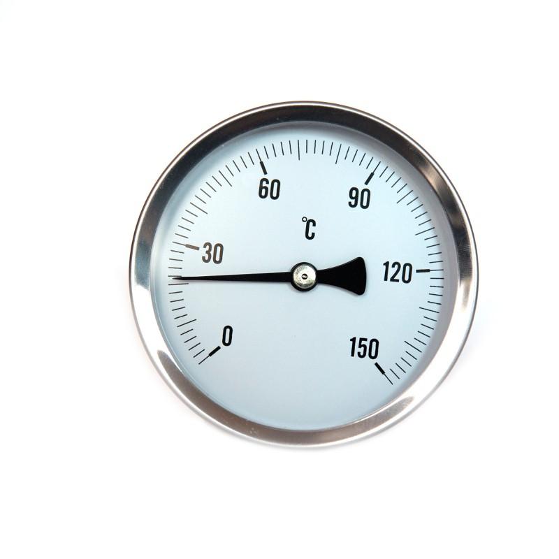 Термометр биметаллический 100/50 - 150